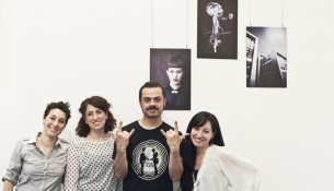 The italian artist Damiano Serra joined our Call for Artists