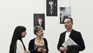 Call for Artists: Marco Colangelo during art exhibition in Florence