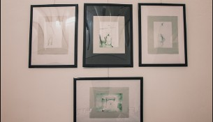 Drawings from Contemporary Visions Festival