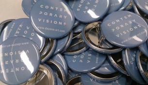 Contemporary Visions Pins