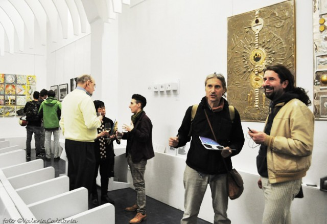 vernissage in florence